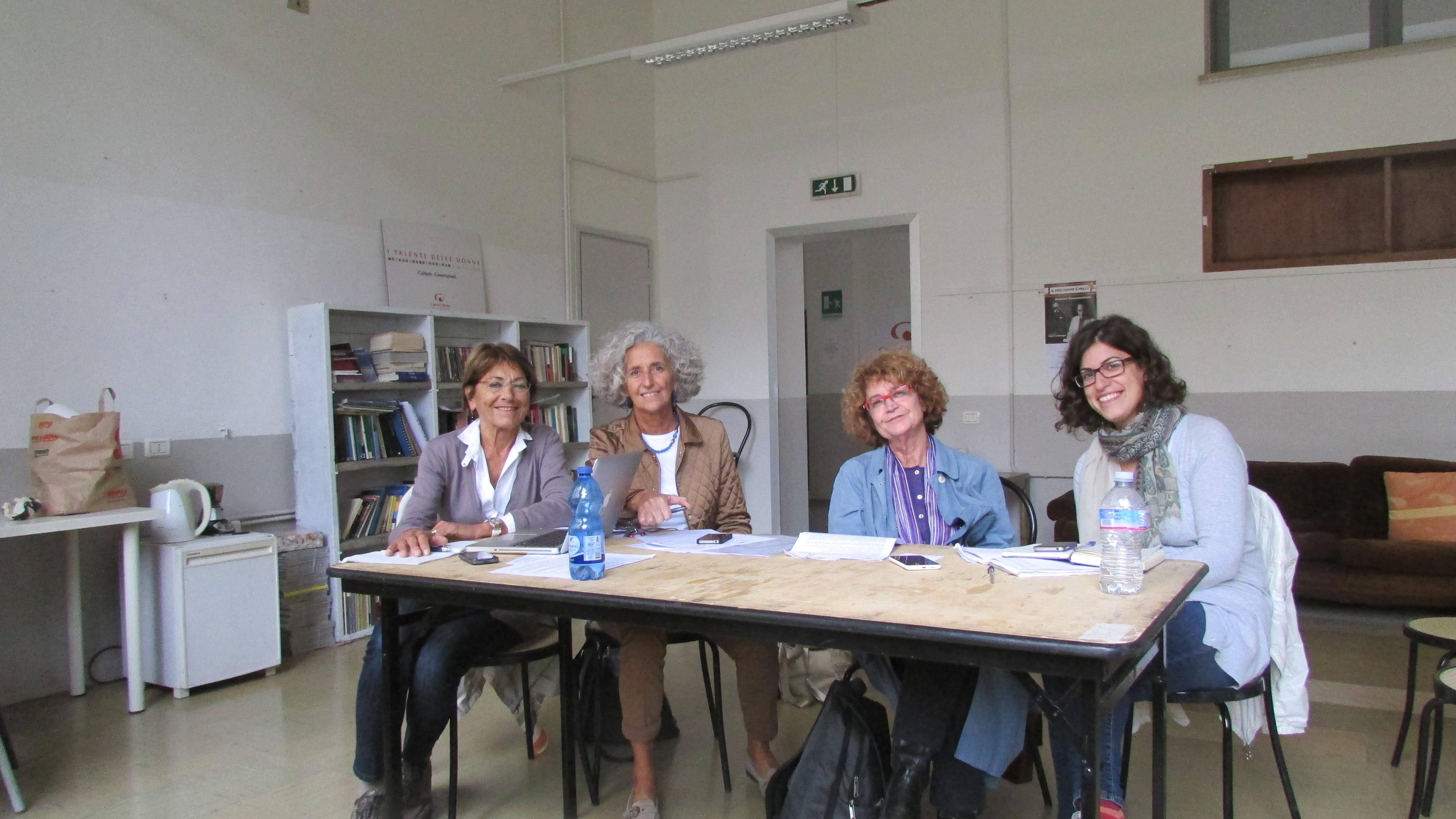 Gruppo ufficio stampa casa delle donne di milano for Ufficio stampa design milano