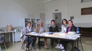 Grazia Longoni, Cristina Bianchi, Camilla Savoia, Laura Bossini, Gabriella Persiani