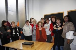 Conferenza stampa 18/01/2014 - Fotografe L.Barchiesi  e L.Sismondi