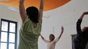 integral yoga casa delle donne