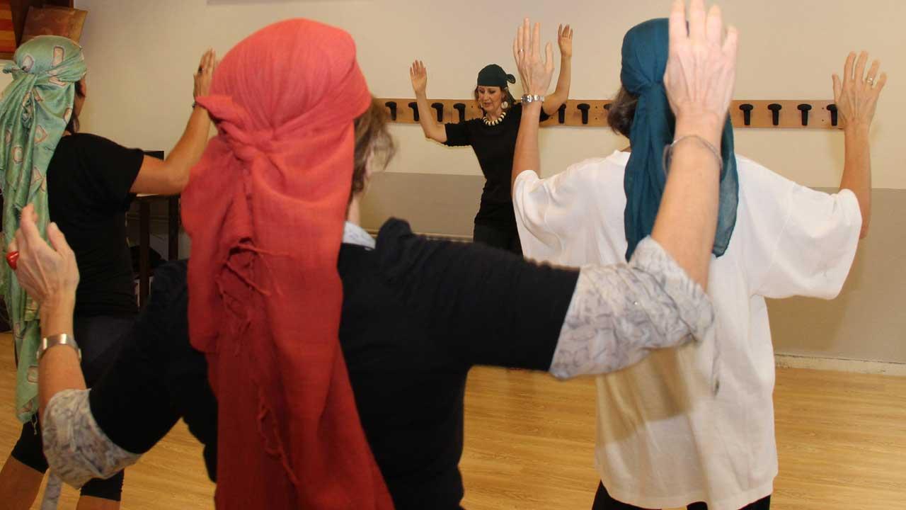 Nuova danza egiziana: il ritmo siamo noi