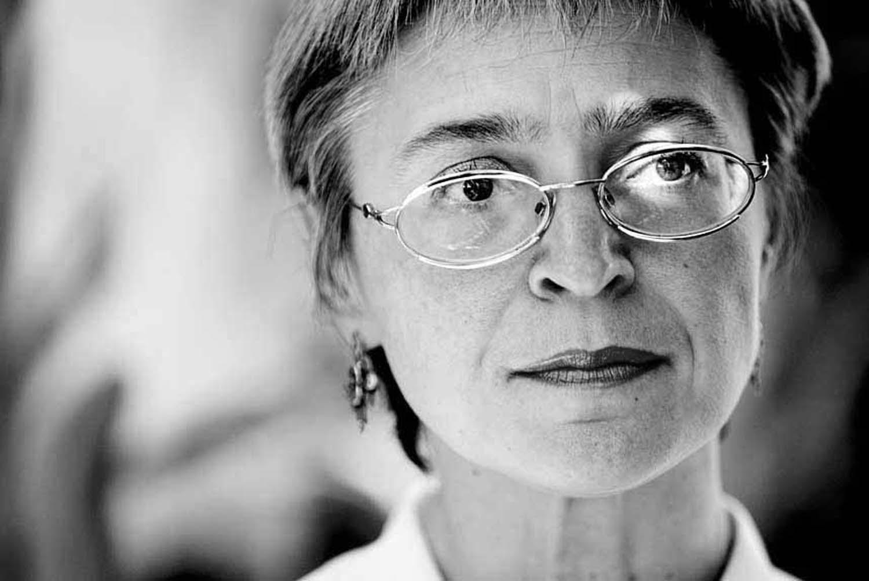5/10: Il coraggio di Anna Politkovskaja