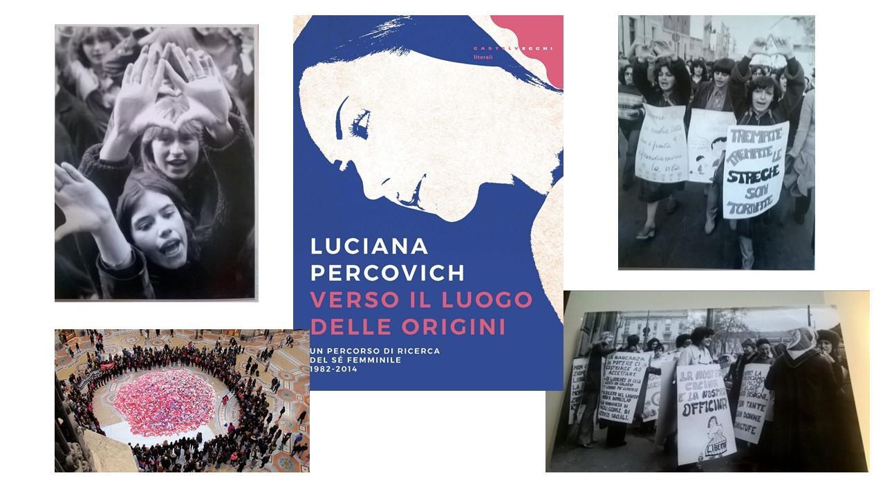 6/4: Luciana Percovich presenta il nuovo libro