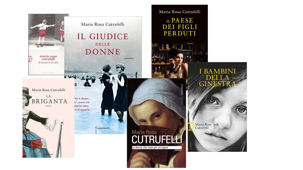 30/5: incontro con Mariarosa Cutrufelli