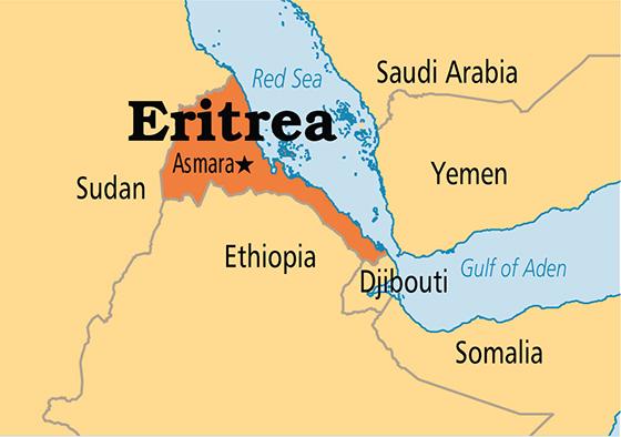 16/6: il Corridoio, l'Eritrea che non ti aspetti