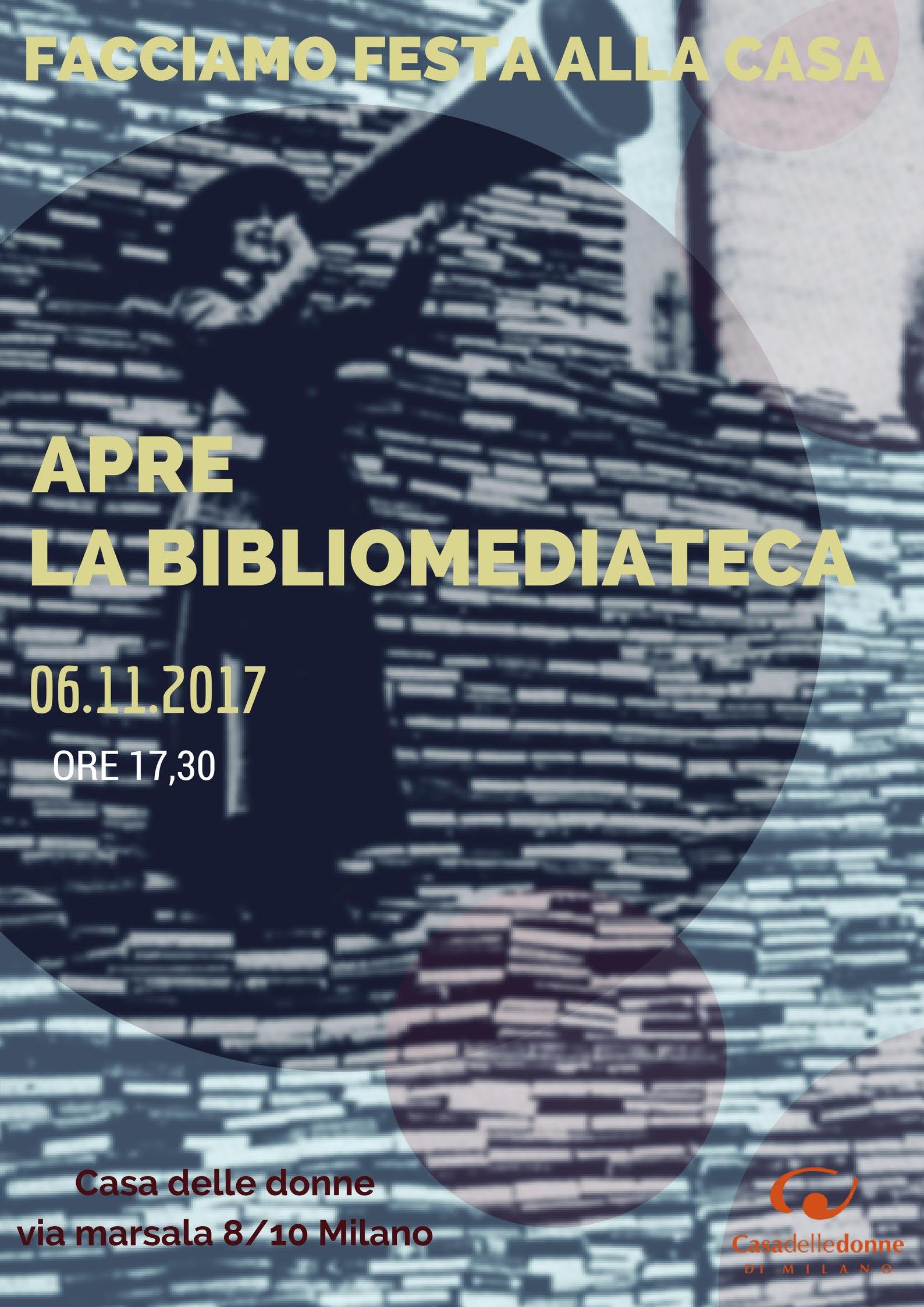 6/11: festa Bibliomediateca, arriva il prestito di libri