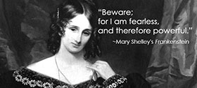 27/10: Mary Shelley e le sue maternità