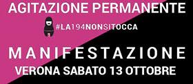 Sabato a Verona in difesa della legge 194