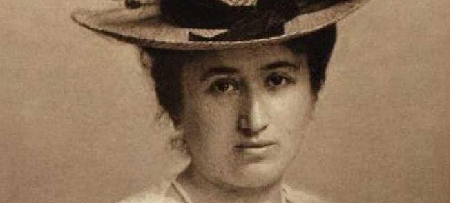 In ricordo di Rosa Luxemburg