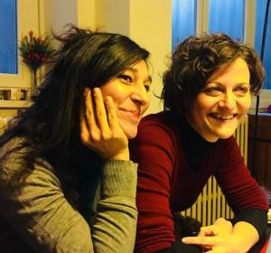 Sandra Zoccolan e Matilde Facheris