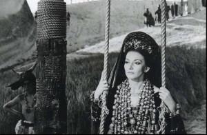Maria Callas in Medea di Pier Paolo Pasolini del 1969