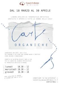 Volantino Carte Organiche