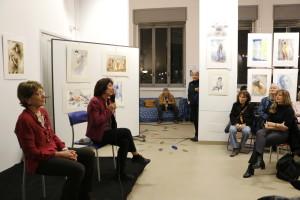 Daniela Brambilla, docente di Disegno e tecniche pittoriche allo Ied