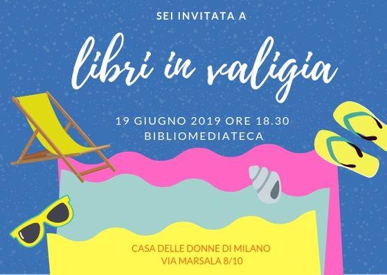 19/06: Venite a fare il pieno di letture estive!