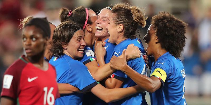 18/06: Mondiali di calcio femminile