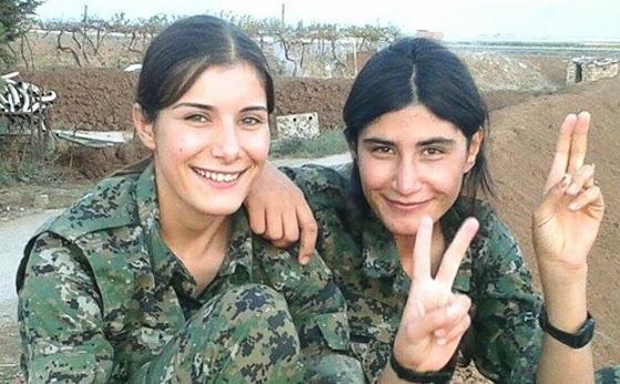 Aderiamo all'appello delle donne Curde
