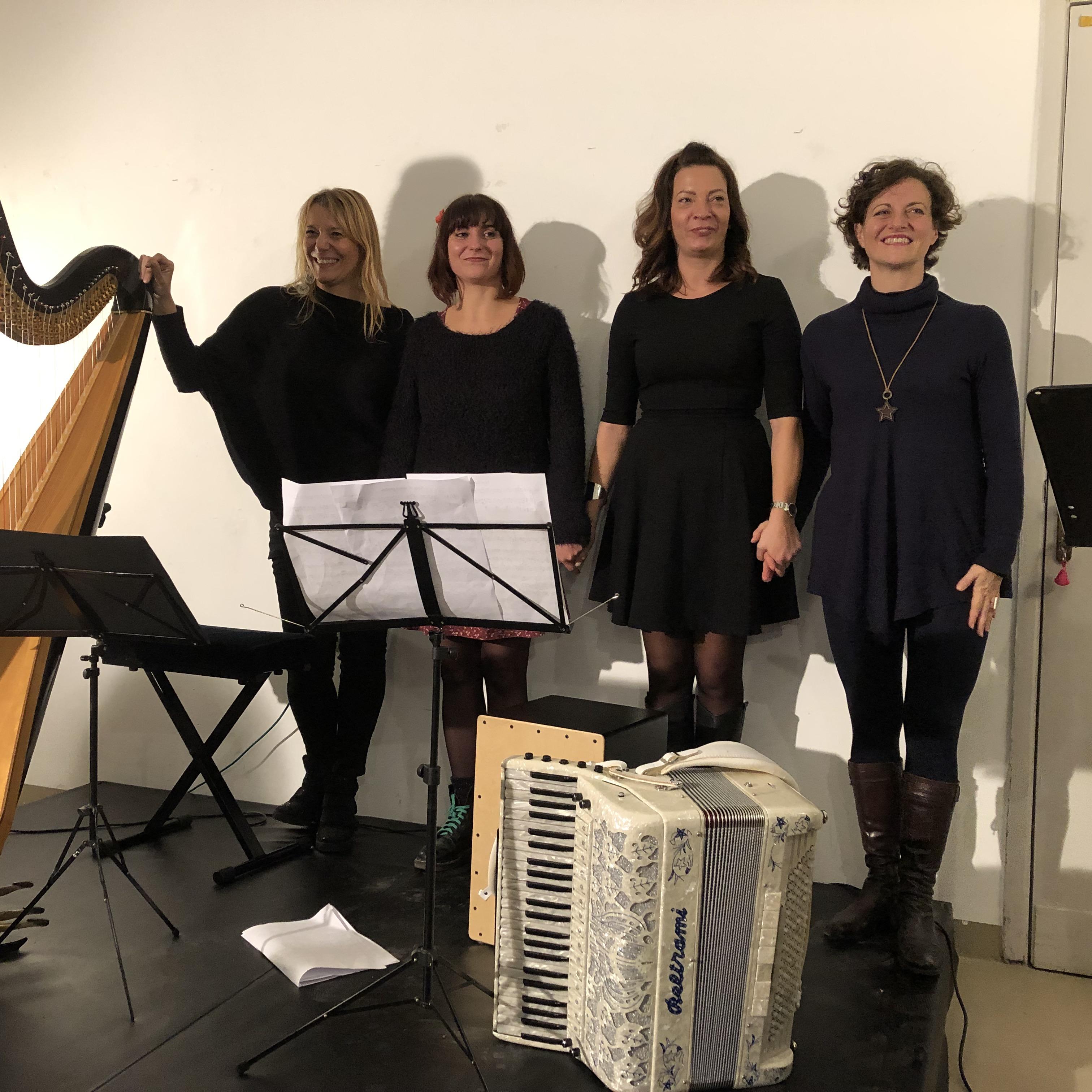 ARPA, MUSICA, POESIA: L'EMOZIONE DELLA SERATA SULL'AFRICA