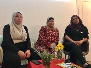 Nariman Tamimi, Naijwa Tamimi, Bushra Tamimi ph.Isabella Balena