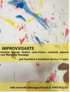Improvvisarte @ casa delle donne di Milano