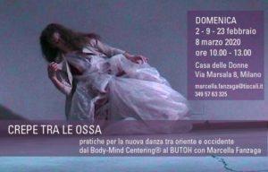 Crepe tra le ossa @ casa delle donne di Milano