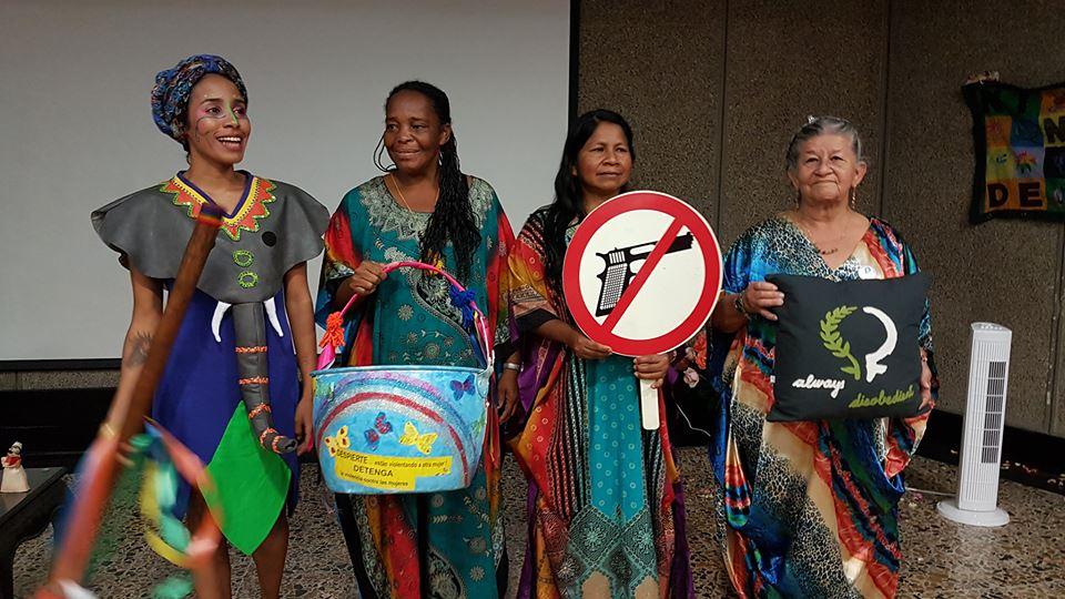 22/02: Colombia, la Verità delle Donne