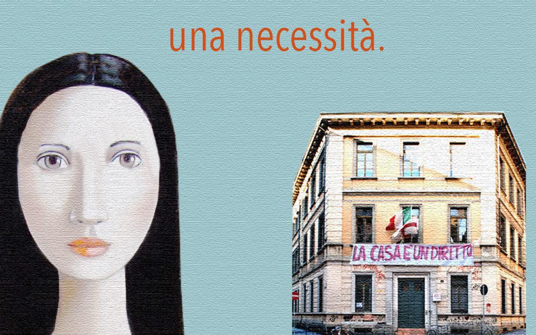 La Casa delle donne di Milano non si tocca
