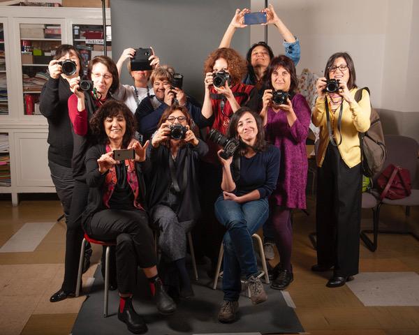 Gruppo Fotografia e comunicazione visiva