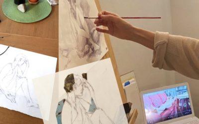 """Presentazione del Progetto artistico convissuto """"Noi e il nostro corpo"""""""