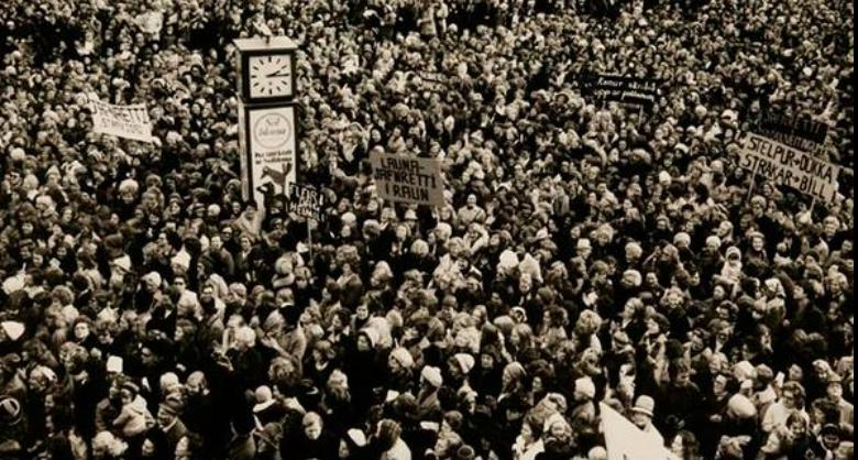 Buone pratiche delle donne al governo: parliamo del Nord Europa