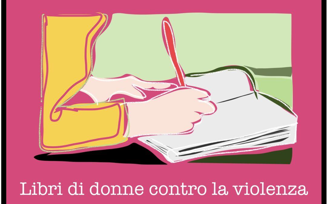 Libri di donne contro la violenza