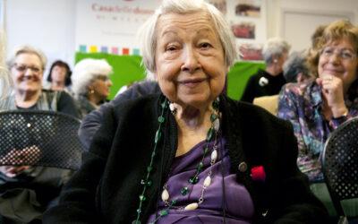 Lidia Menapace, una vita per la libertà di tutte e di tutti