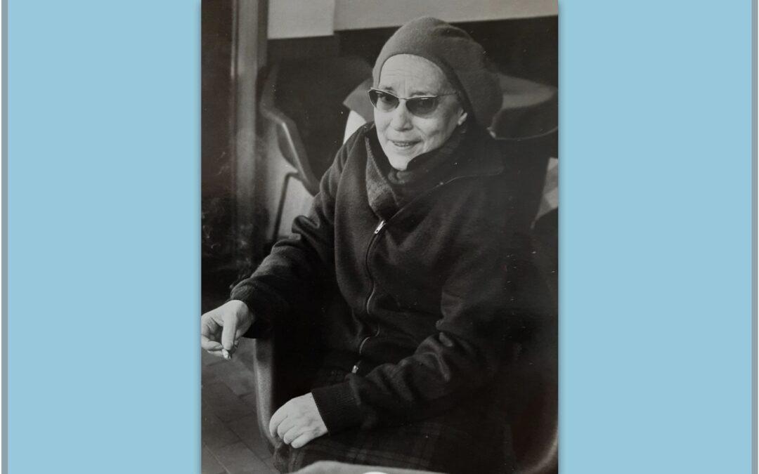Un cameo di Anna Maria Ortese
