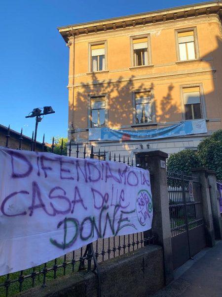 La Casa delle Donne di Milano è necessaria