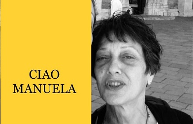Ciao Manuela