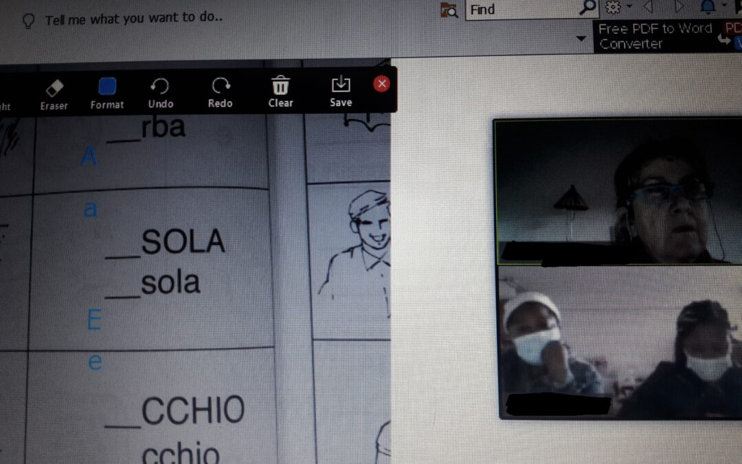 """La scuola di italiano """"Francesca Amoni"""""""